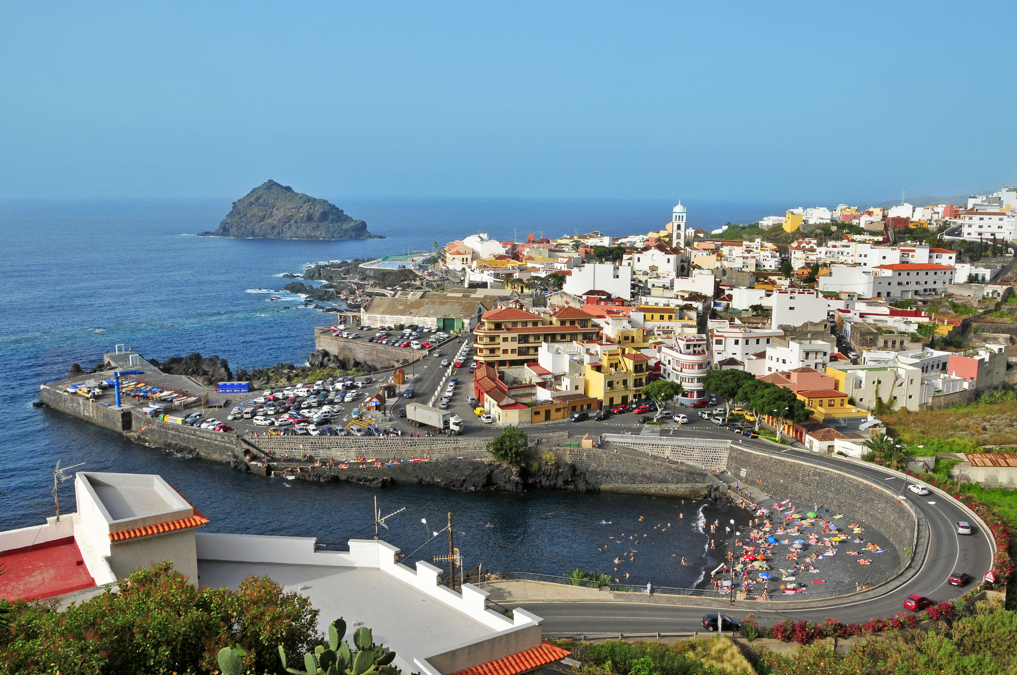 Canary Islands Spain Resorts