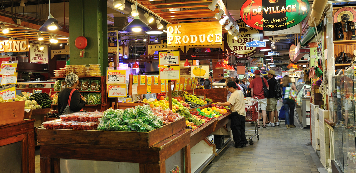 Never a dull moment 9 best things to do in philadelphia for Fish market philadelphia