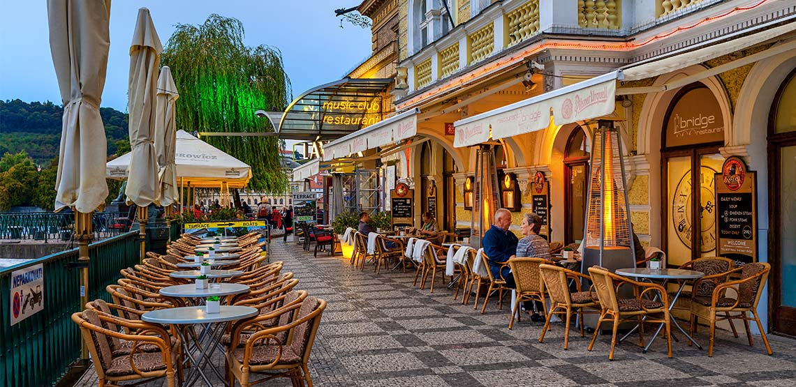 Prague Restaurants Travel Wise